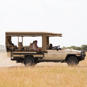 5 Day Tanzania Tented Camp Tour