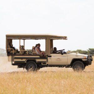 5 Day Tanzania Tented Camp Tour