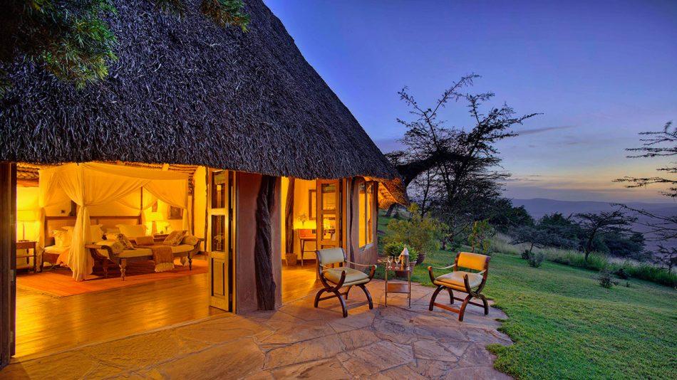 6 Day Tanzania Lodge safaris
