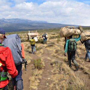 Machame Route 7 Days Kilimanjaro Climbing