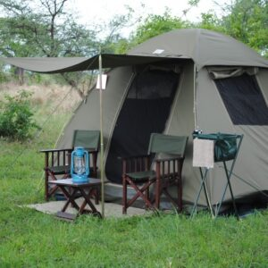 Budget Camping Voyage in Tanzania