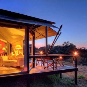 Tanzania Luxury Lodge Safaris