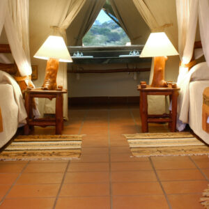 Tented Lodge Tanzania Safari 5 Days